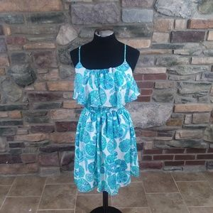 Lilly Pulitzer for Target Sea Urchin flounce dress